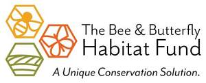 Bee and Butterfly Habitat Fund [logo]
